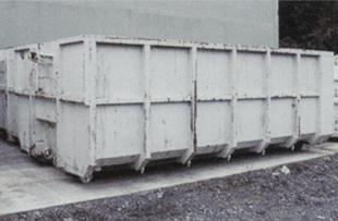 4t車フックロール用コンテナ
